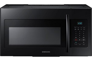 Samsung Me16h702seb 1 6 Cu Ft 1000w Over The Range