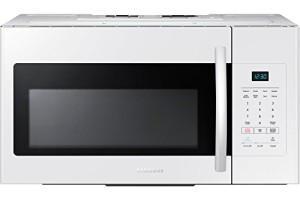 Samsung Me16h702sew 1 6 Cu Ft 1000w Over The Range