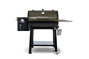 Pit Boss Grills 440 Deluxe Wood Pellet Grill Stove