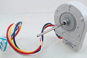 Refrigerators freezers parts evaporator motor for for Ge electric motor repair parts